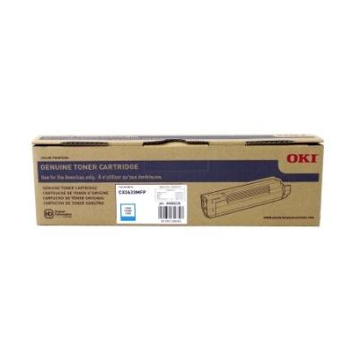 OKIDATA CX2633 MFP TONER CARTRIDGE CYAN